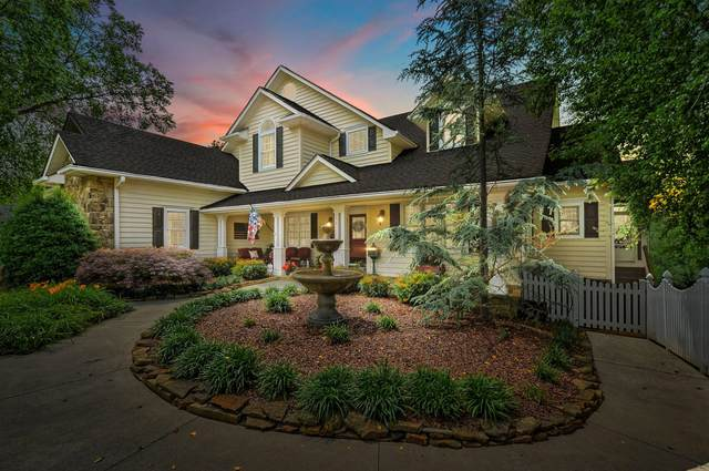 258 Lake Ridge Drive, Jonesborough, TN 37659 (MLS #9923667) :: Conservus Real Estate Group
