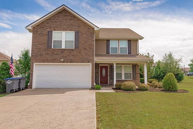 2095 Falling Leaf Drive, Kingsport, TN 37664 (MLS #9923677) :: Red Door Agency, LLC