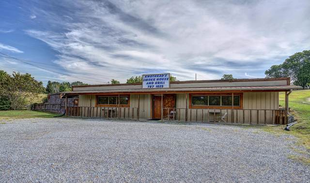 545 Greystone Road, Greeneville, TN 37743 (MLS #9923693) :: Conservus Real Estate Group