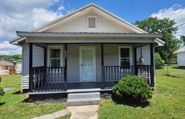 623 Monroe Street, Erwin, TN 37650 (MLS #9923702) :: The Lusk Team