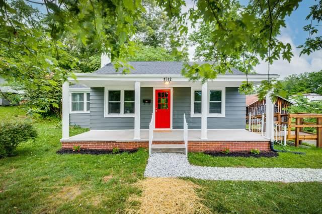 1512 Fairview Avenue, Kingsport, TN 37660 (MLS #9923882) :: Red Door Agency, LLC