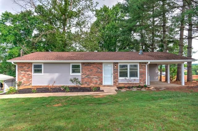 1408 Ben Gamble Road, Jonesborough, TN 37659 (MLS #9923884) :: Conservus Real Estate Group