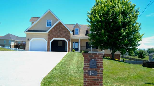 141 Bend Court, Gray, TN 37615 (MLS #9923887) :: Conservus Real Estate Group