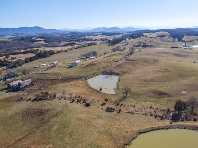 Tbd 18.92 Stagecoach East Road, Greeneville, TN 37743 (MLS #9923896) :: Highlands Realty, Inc.