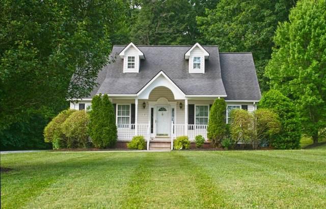 127 Ivy Lane, Elizabethton, TN 37643 (MLS #9923899) :: Conservus Real Estate Group