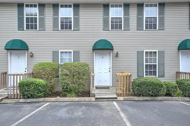 8 Lake Village Court #8, Johnson City, TN 37601 (MLS #9923902) :: Red Door Agency, LLC