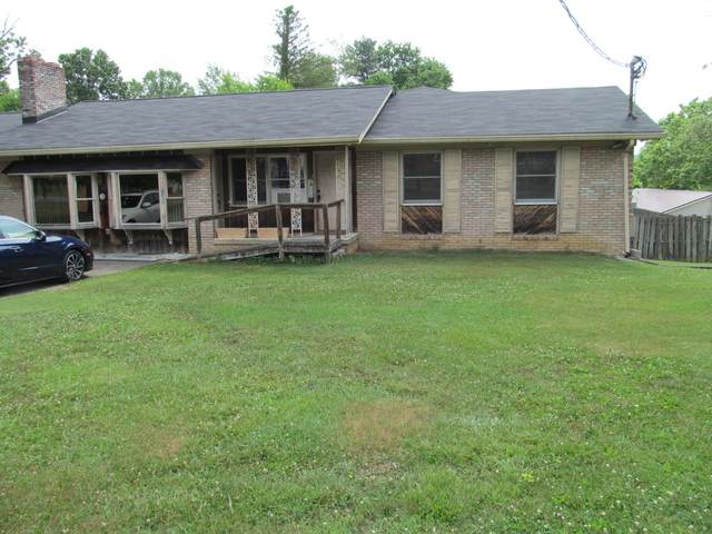 311 Carter Sells Road, Johnson City, TN 37604 (MLS #9923912) :: The Lusk Team