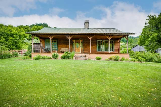 401 Pumpkin Valley Road, Eidson, TN 37731 (MLS #9923919) :: Highlands Realty, Inc.
