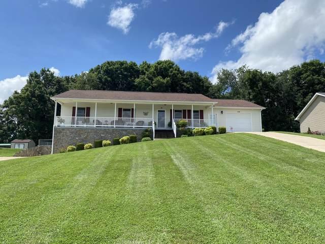 168 Sunnyside Ridge Drive, Greeneville, TN 37743 (MLS #9923931) :: Highlands Realty, Inc.