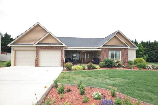 158 Blackwood Way, Gray, TN 37615 (MLS #9924014) :: Highlands Realty, Inc.