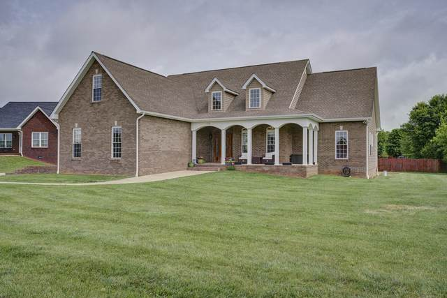 113 Chandler Circle, Bluff City, TN 37618 (MLS #9924036) :: Red Door Agency, LLC
