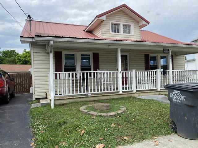 641 Arch Street, Kingsport, TN 37660 (MLS #9924062) :: Conservus Real Estate Group