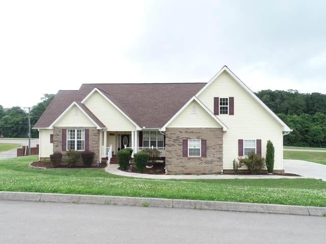 401 Sunrise Ridge Drive, Jefferson City, TN 37760 (MLS #9924084) :: The Lusk Team