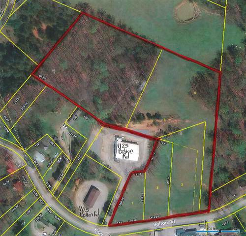 Tbd Bolton Road, Greeneville, TN 37745 (MLS #9924140) :: Conservus Real Estate Group