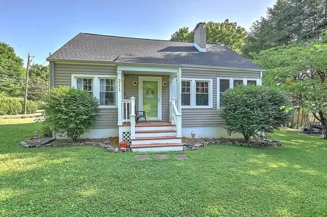 289 Meadow Drive, Bristol, VA 24201 (MLS #9924156) :: Red Door Agency, LLC