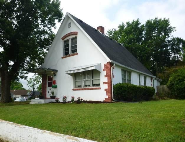 1345 Chestnut Street, Kingsport, TN 37664 (MLS #9924162) :: Highlands Realty, Inc.