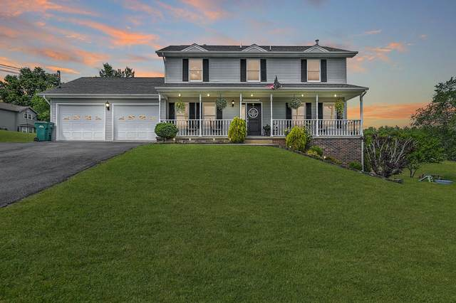 15346 Woodstone Circle, Bristol, VA 24202 (MLS #9924165) :: Red Door Agency, LLC