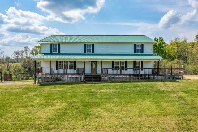 684 Pleasant Hill Road, Bulls Gap, TN 37711 (MLS #9924192) :: Bridge Pointe Real Estate