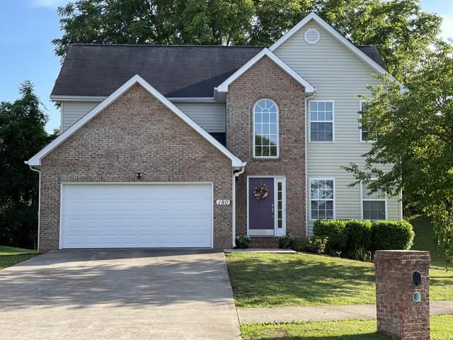 180 Rockingham Meadows Drive, Gray, TN 37615 (MLS #9924200) :: Conservus Real Estate Group