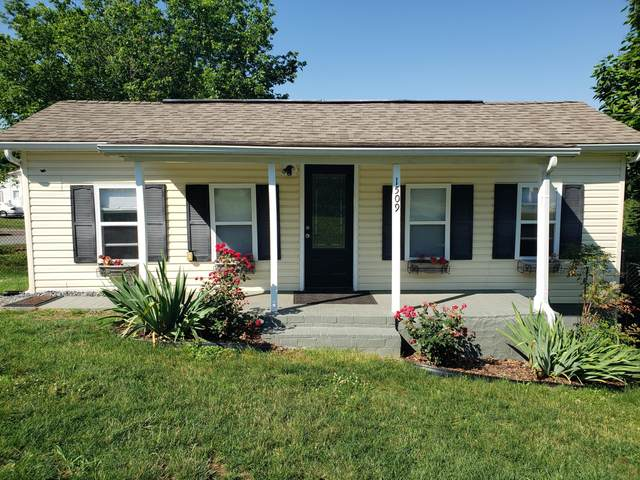 1509 Saint Louis Street, Johnson City, TN 37601 (MLS #9924202) :: Conservus Real Estate Group