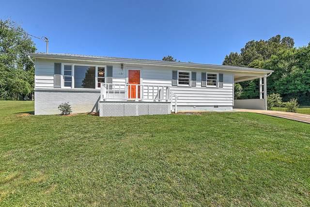 121 Woodlyn Street, Greeneville, TN 37743 (MLS #9924217) :: Red Door Agency, LLC