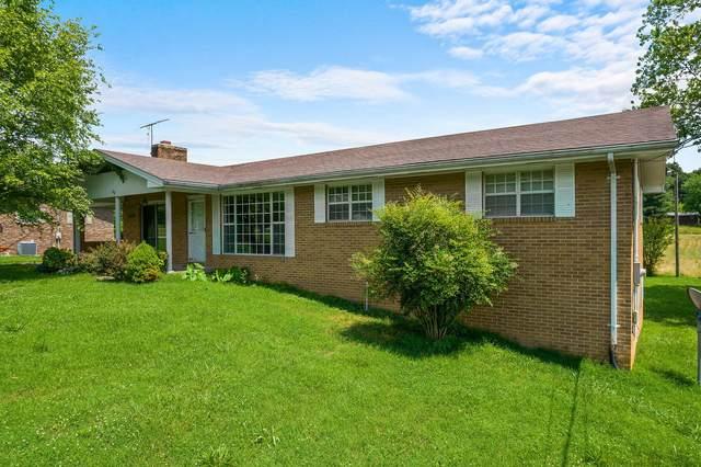 140 Doughtys Chapel Road, Greeneville, TN 37745 (MLS #9924228) :: Highlands Realty, Inc.