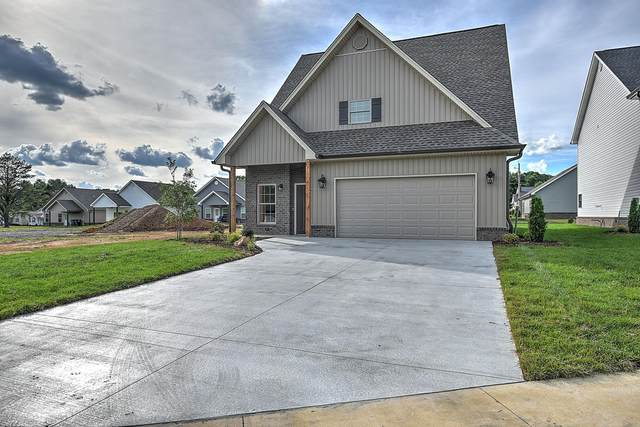 2830 Mccoy Street, Kingsport, TN 37664 (MLS #9924232) :: Conservus Real Estate Group
