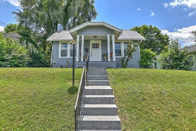 1614 Broad Street, Bristol, TN 37620 (MLS #9924252) :: Conservus Real Estate Group