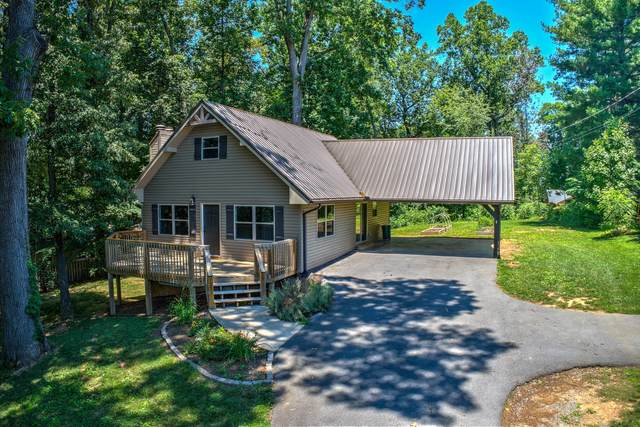 1221 Old Gray Station Road, Gray, TN 37615 (MLS #9924267) :: Conservus Real Estate Group