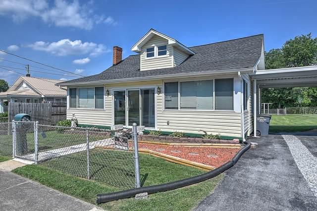 1551 Fuller Street, Kingsport, TN 37664 (MLS #9924279) :: Red Door Agency, LLC