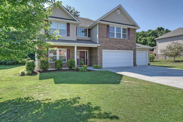547 Wyndham Drive, Gray, TN 37615 (MLS #9924299) :: Conservus Real Estate Group