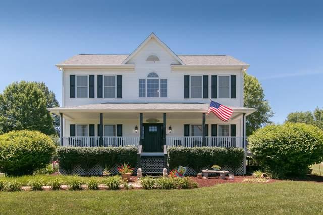 1034 V I Ranch Road, Bristol, TN 37620 (MLS #9924326) :: Conservus Real Estate Group
