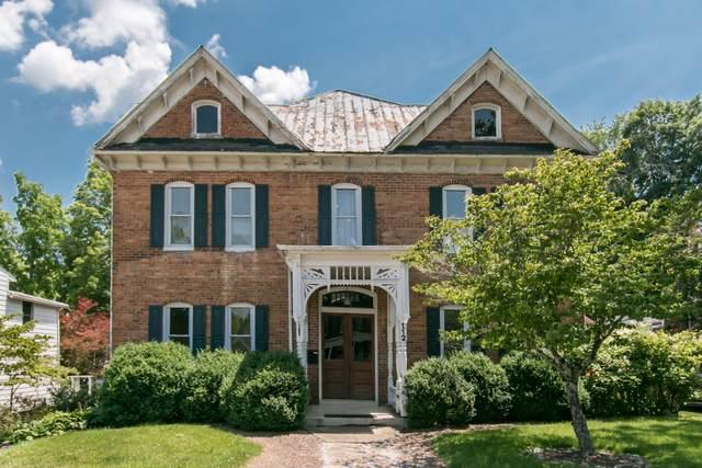 112 Main Street, Abingdon, VA 24210 (MLS #9924349) :: Conservus Real Estate Group