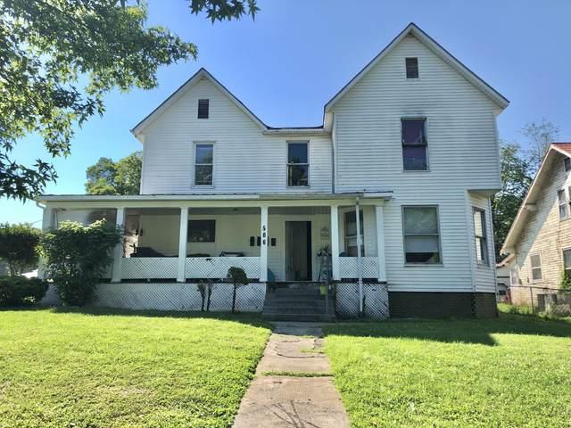 506 Myrtle Avenue, Johnson City, TN 37601 (MLS #9924381) :: Red Door Agency, LLC