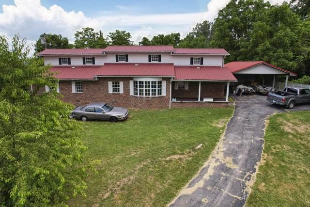 187 Valley Pike Road, Bristol, TN 37620 (MLS #9924407) :: Red Door Agency, LLC