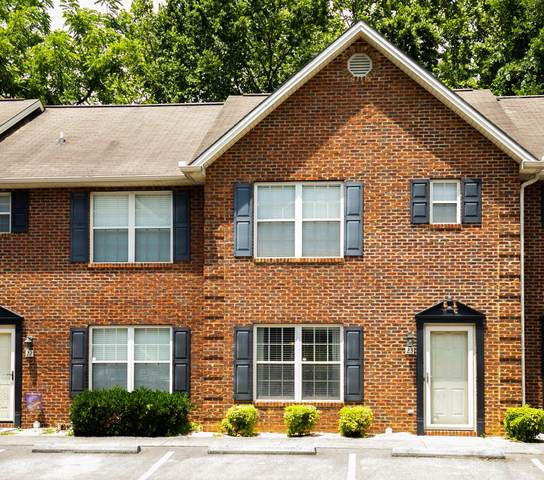 1809 Lakeview Drive #23, Johnson City, TN 37601 (MLS #9924420) :: Red Door Agency, LLC