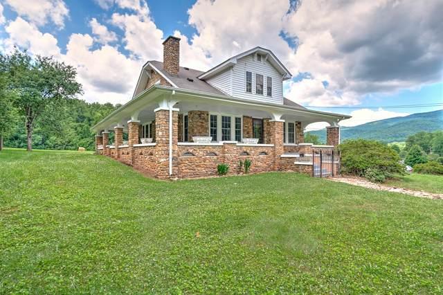 190 Peters Hollow Road, Elizabethton, TN 37643 (MLS #9924434) :: Red Door Agency, LLC