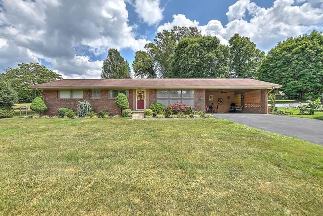 116 Sylvan Drive, Kingsport, TN 37663 (MLS #9924441) :: Red Door Agency, LLC