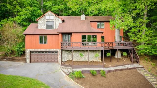 448 Lakeshore Road, Bluff City, TN 37618 (MLS #9924517) :: Tim Stout Group Tri-Cities