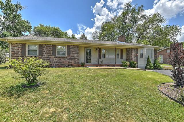 436 Meadowcrest Drive, Bristol, VA 24201 (MLS #9924955) :: Conservus Real Estate Group
