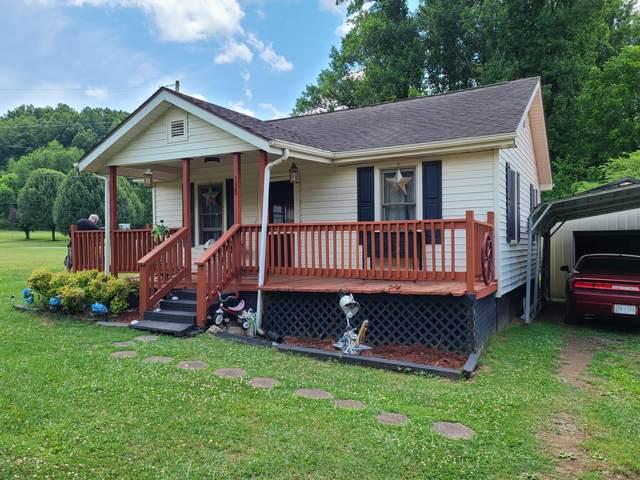 158 Peters Hollow Road, Elizabethton, TN 37643 (MLS #9925007) :: Red Door Agency, LLC