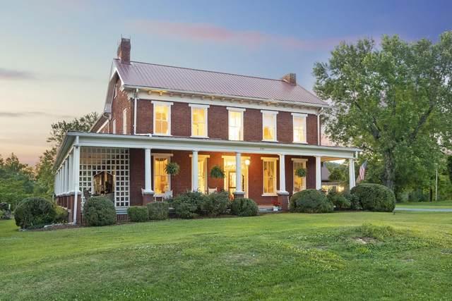 240 Maplehurst Lane, Bluff City, TN 37618 (MLS #9925047) :: Bridge Pointe Real Estate