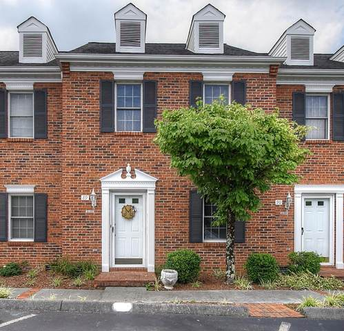 400 Sunset Drive Drive #89, Johnson City, TN 37604 (MLS #9925251) :: Conservus Real Estate Group