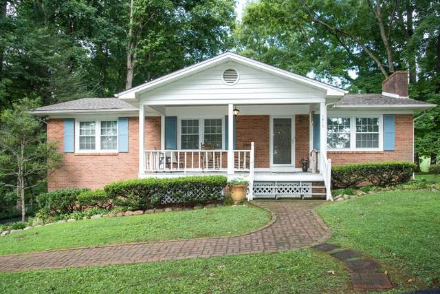 1817 Moore Avenue, Greeneville, TN 37745 (MLS #9925452) :: Tim Stout Group Tri-Cities