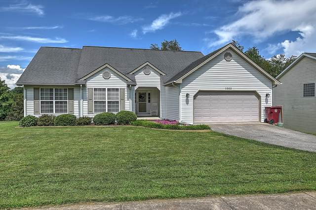 1003 Sunrise Valley Drive, Johnson City, TN 37604 (MLS #9925525) :: Conservus Real Estate Group