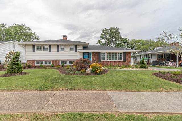 2221 Hermitage Drive, Kingsport, TN 37664 (MLS #9925528) :: Conservus Real Estate Group