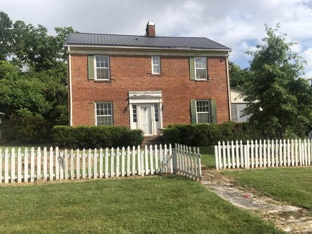 607 Hiwassee Hills Drive, Johnson City, TN 37601 (MLS #9925565) :: Conservus Real Estate Group