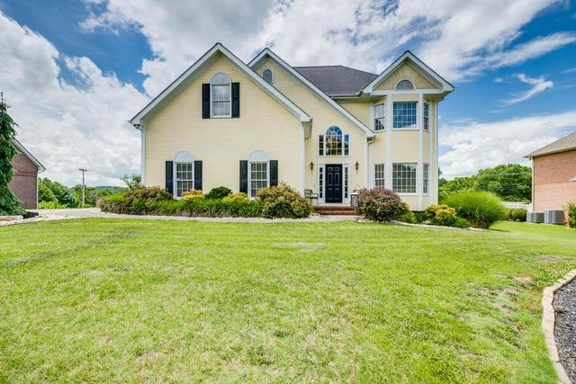 213 Fox Chase Drive, Kingsport, TN 37664 (MLS #9925579) :: Tim Stout Group Tri-Cities