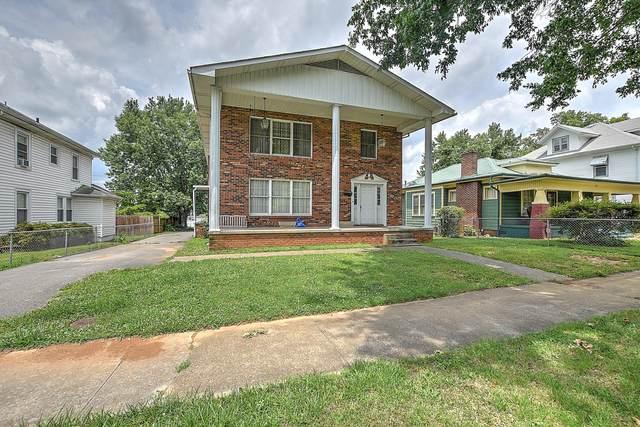 424 Maple Street, Johnson City, TN 37604 (MLS #9925581) :: Highlands Realty, Inc.