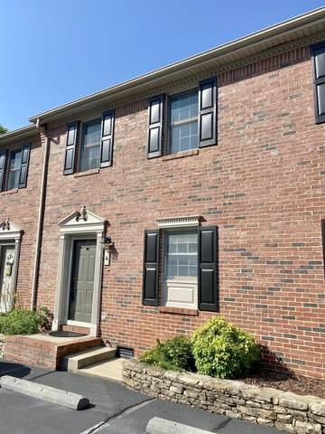 1107 8th Avenue #4, Johnson City, TN 37601 (MLS #9925716) :: Conservus Real Estate Group